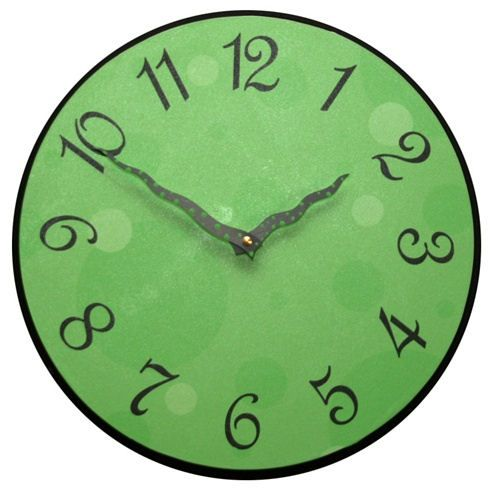 clocks-green-dots
