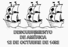 Dibujos Del Descubrimiento De América 12 De Octubre Registros De Lectura Día De La Hispanidad Actividades De Lectura Preescolar