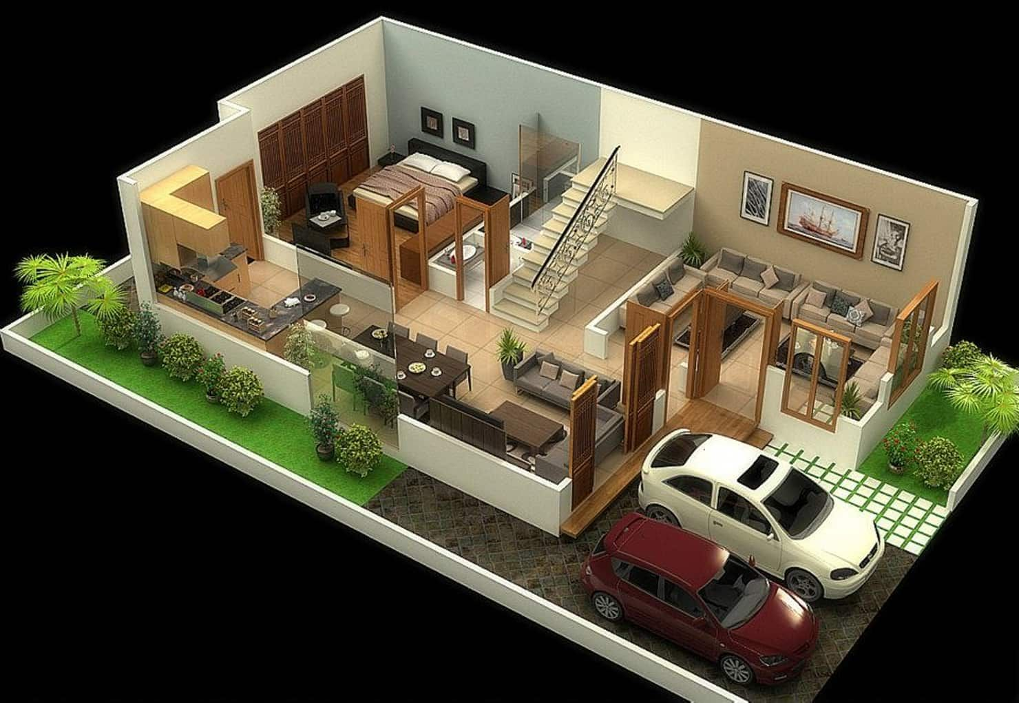 Asian Style Walls Floors By Vinyaasa Architecture Design Asian Homify Simple House Design Home Building Design House Front Design