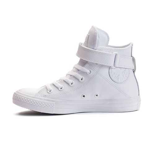 0c49d4487d74 Women s Converse Chuck Taylor All Star Brea Leather High-Top Sneakers