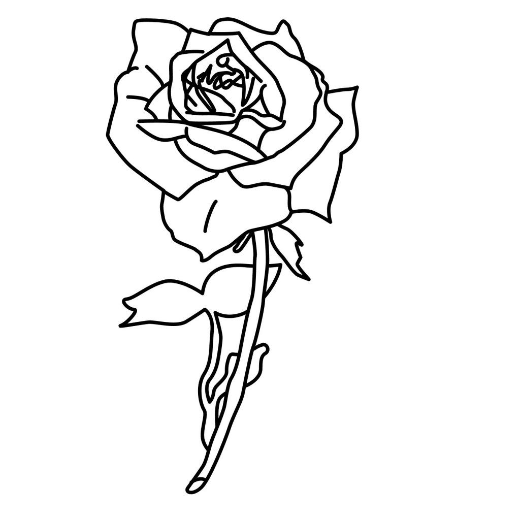 Free Printable Roses Coloring Pages For Kids Owl Coloring Pages Coloring Pages Coloring Pages For Kids