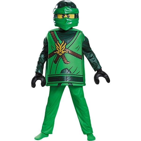 Kostum Lego Ninjago Lloyd Deluxe Lego Ninjago Mytoys Fritz Karneval