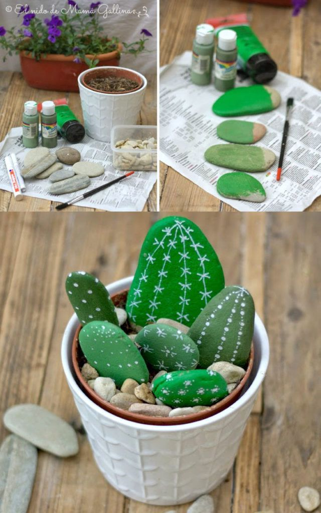 Photo of 15 Inspiring DIY Painted Rock Ideas