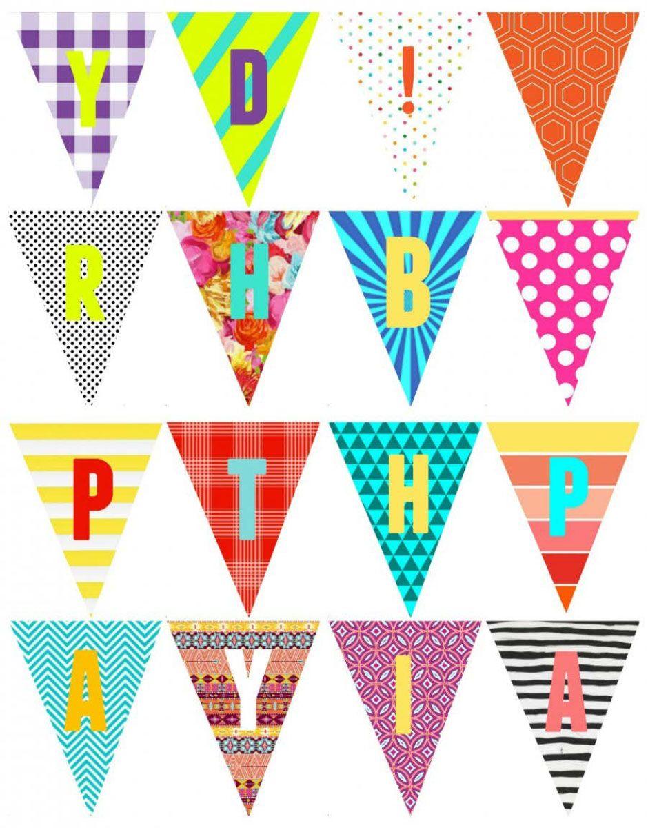 Birthday Banner Pdf Shared Files Acrobat Com Printable