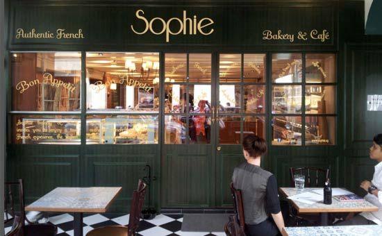 Sophie Bakery Urbanjourney Com Bakery Cafe Singapore Bakery