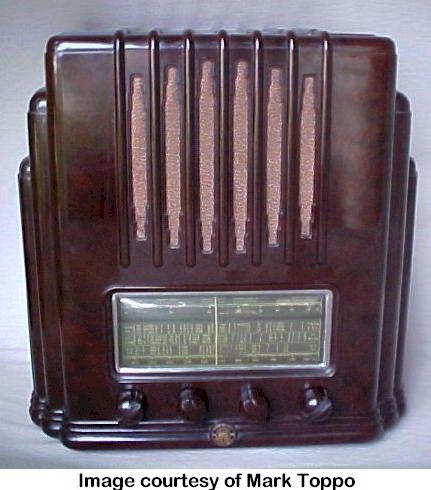 Awa Fisk Radiola R52 Manufactured In Australia Radio Antigua Radios Radio