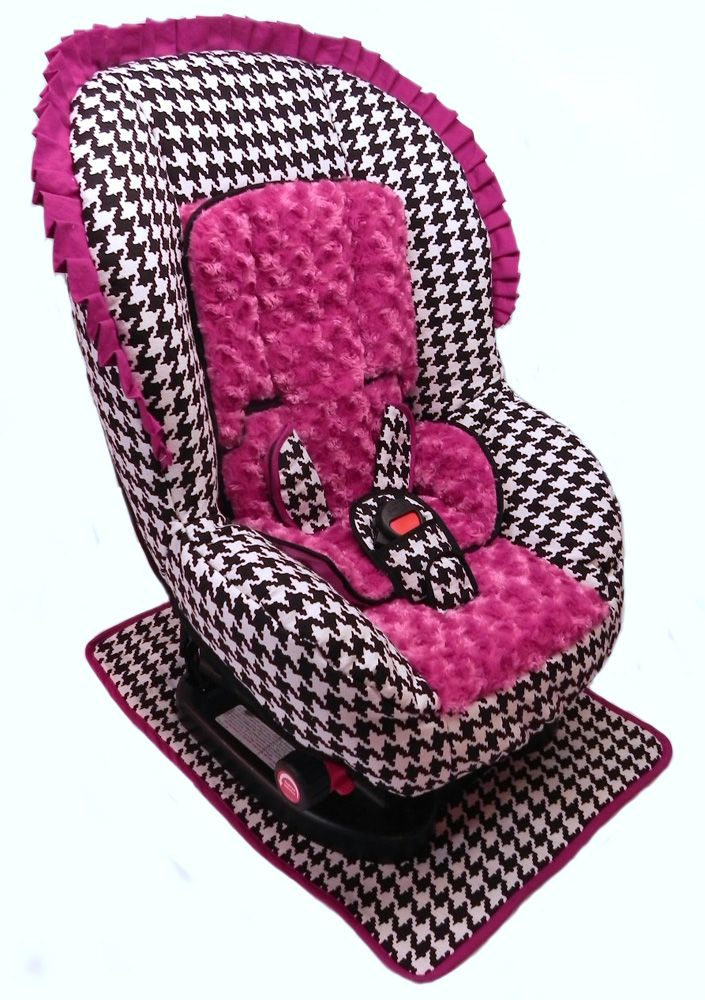 Alexis Collection From Www Gagababygear On An Evenflo Triumph Advance Toddler Car Seat