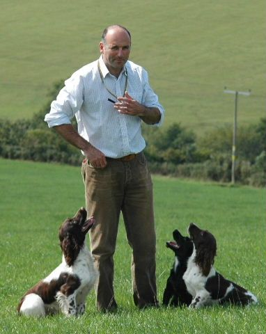 gundog breeders uk