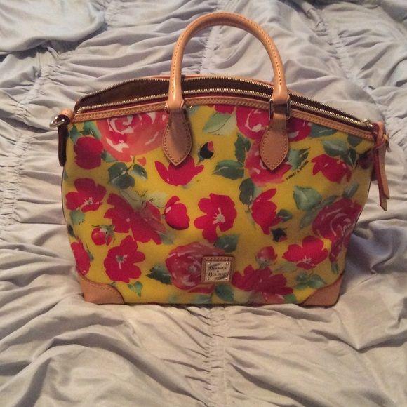 Dooney&Bourke Purse Spring Floral Dooney & Bourke Purse Brand New Never Worn Dooney & Bourke Bags