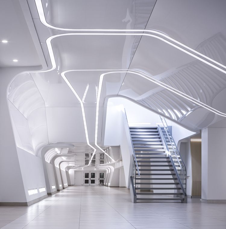 The Modern Met Hotel By Zege Architects   Thessaloniki, Architects And Bar