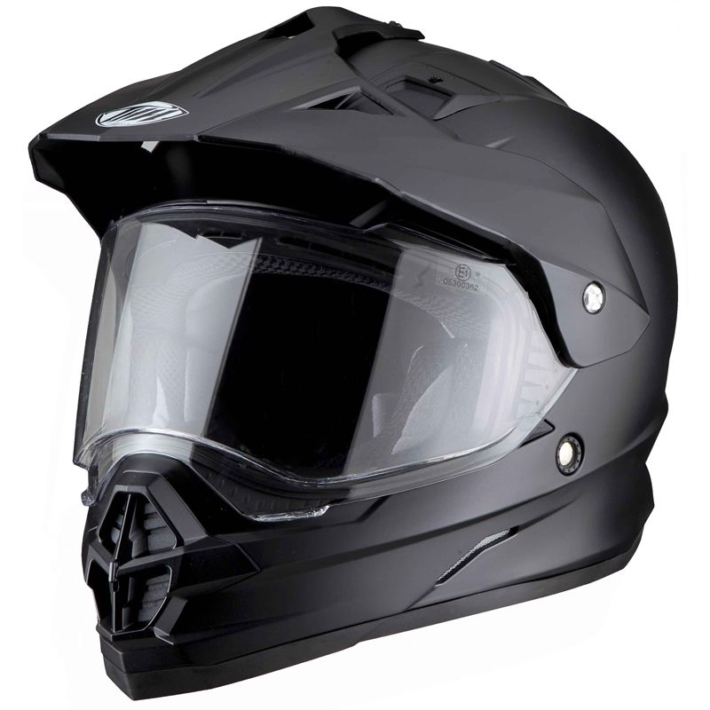 Dirt Bike Helmet With Visor >> Pin By Super Refs On Helmet Motocross Helmets Dirt Bike Helmets