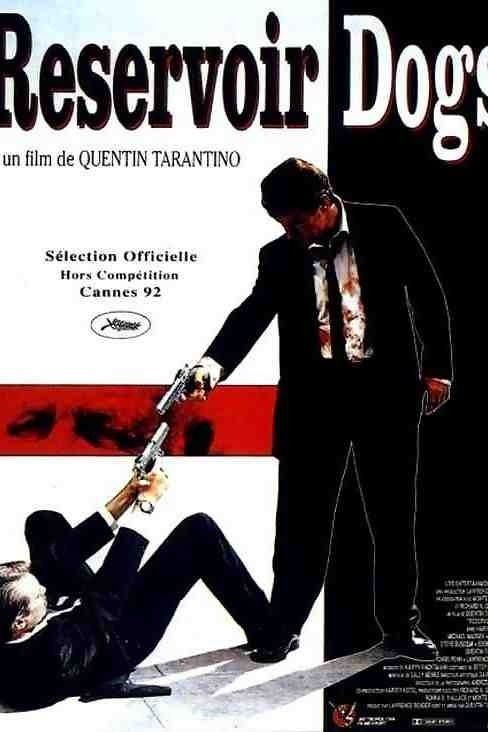 Quentin Tarantino Reservoir Dogs Reservoir Dogs Quentin Tarantino Tim Roth