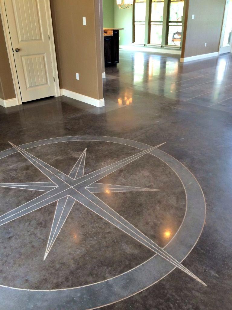 Morrilton AR Concrete Polishing Staining Concrete decor