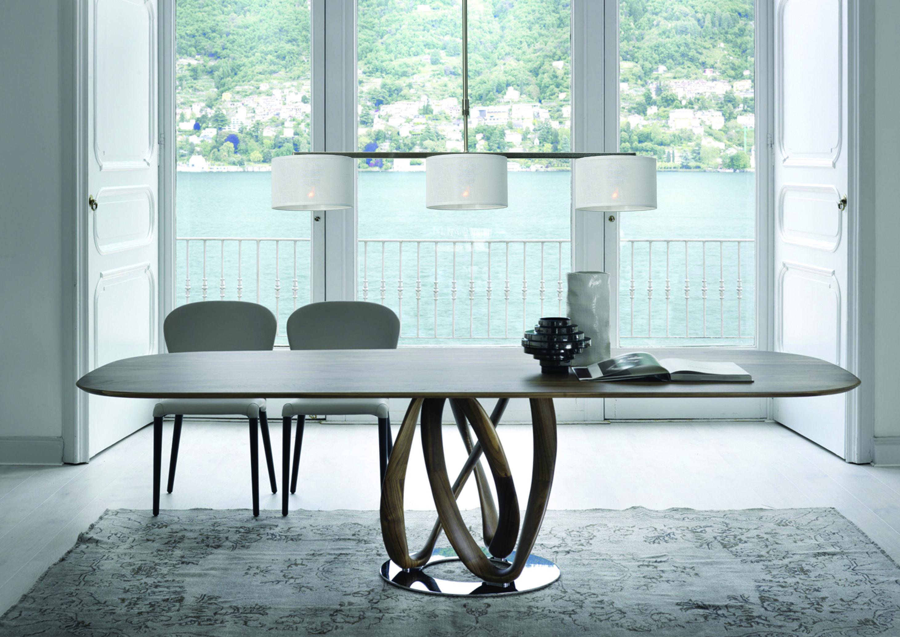 Moderne Verlichting En Klassieke Verlichting Round Dining Tablesoval