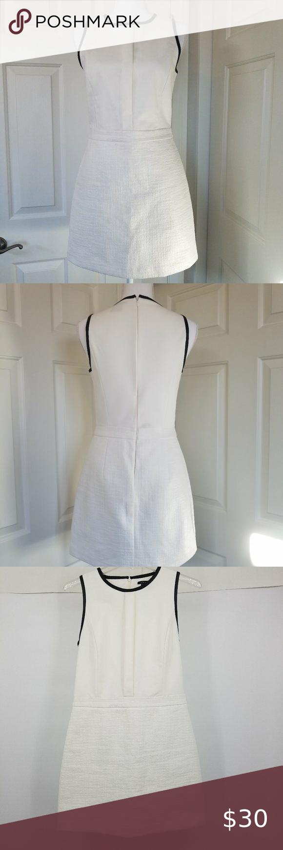 A X Armani Exchange White Faux Leather Dress Faux Leather Dress White Faux Leather Leather Dress [ 1740 x 580 Pixel ]