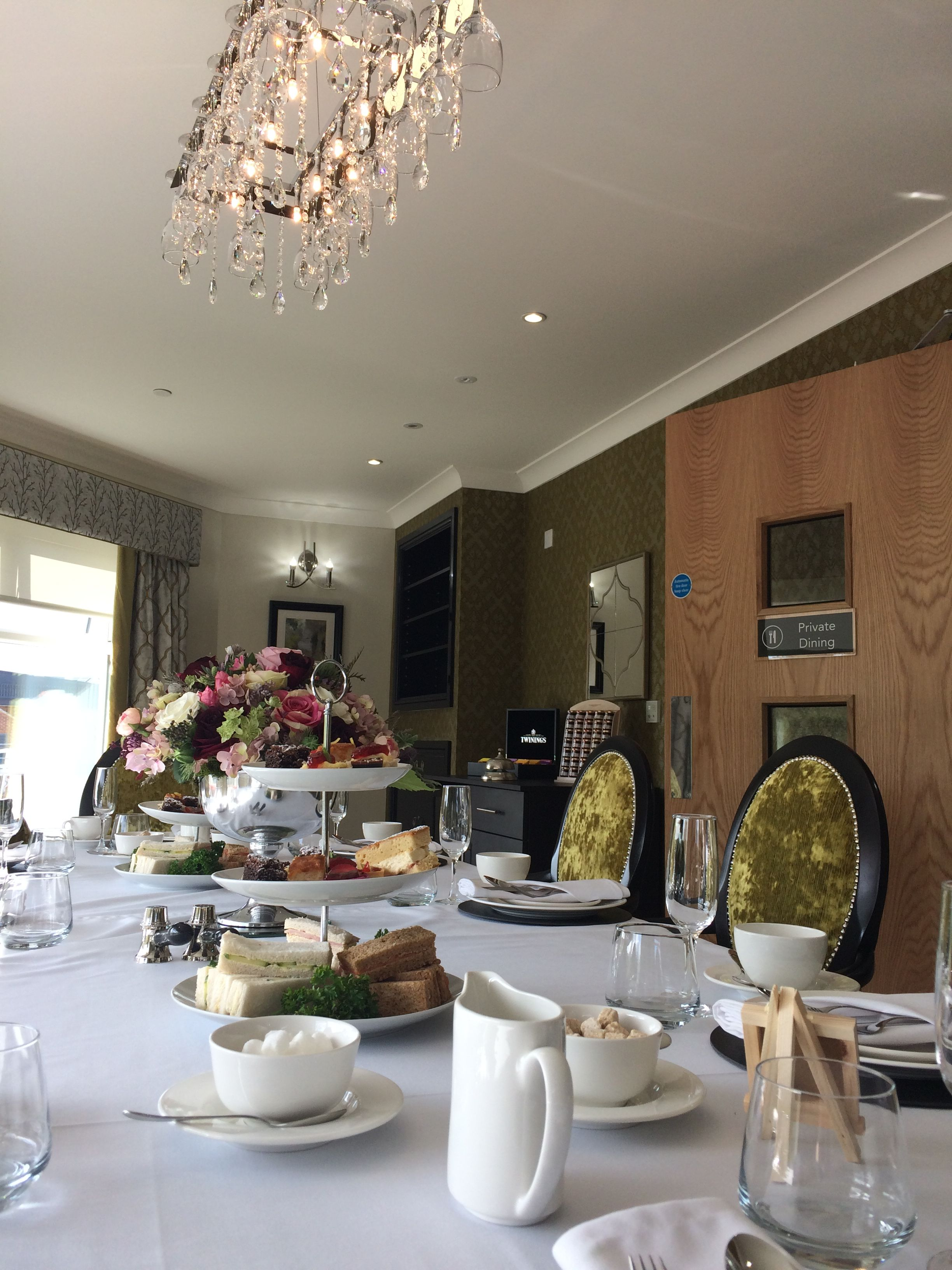 Lakeview Dining Room Pleasing Private Dining Room At Lakeview Lodge Care Home  Care Home Design Ideas