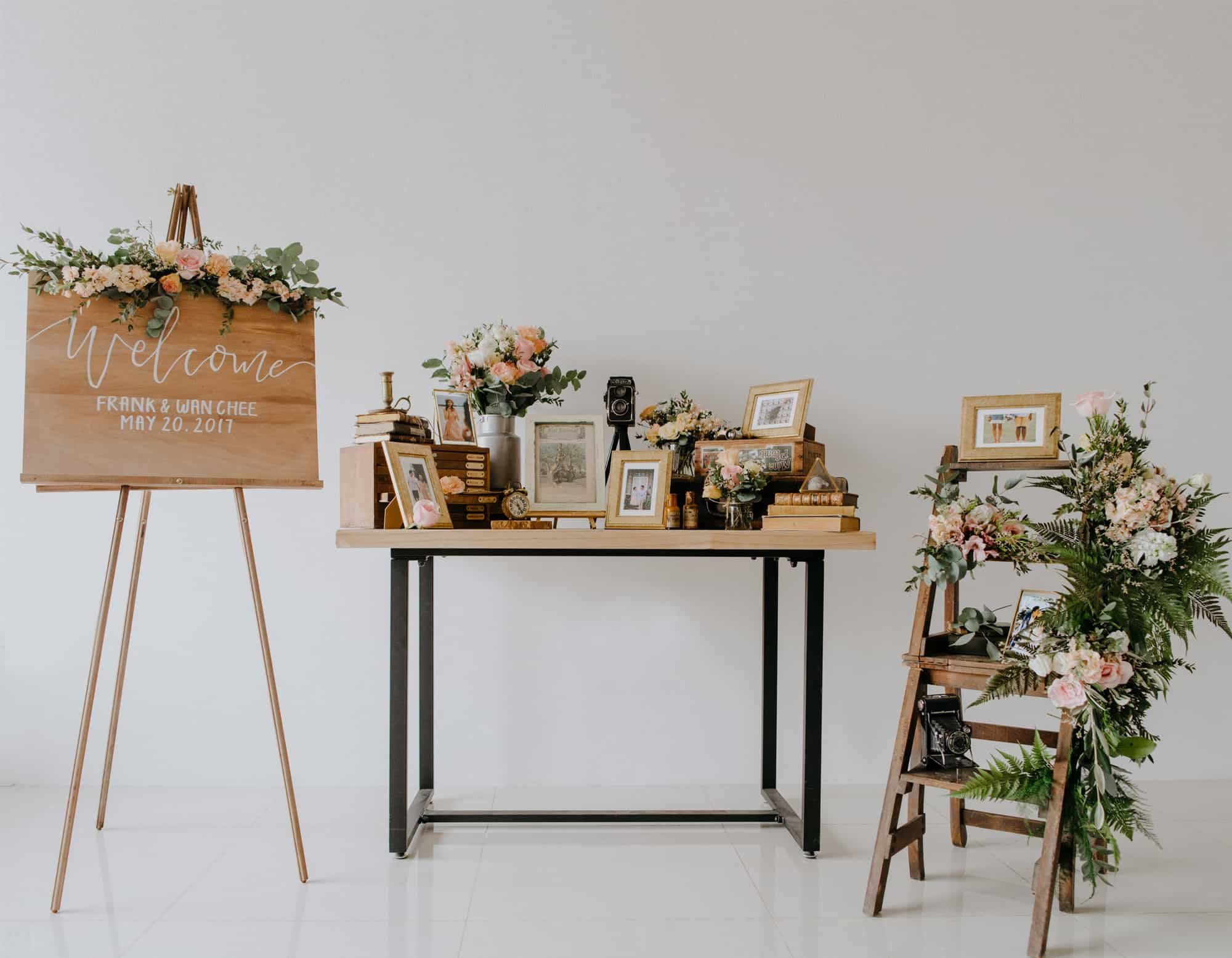 Rustic Wedding Decorations Package Lights Wedding Reception Decoration Singapore Rustic Wedding Decor Wedding Reception Table Decorations Wedding Decorations