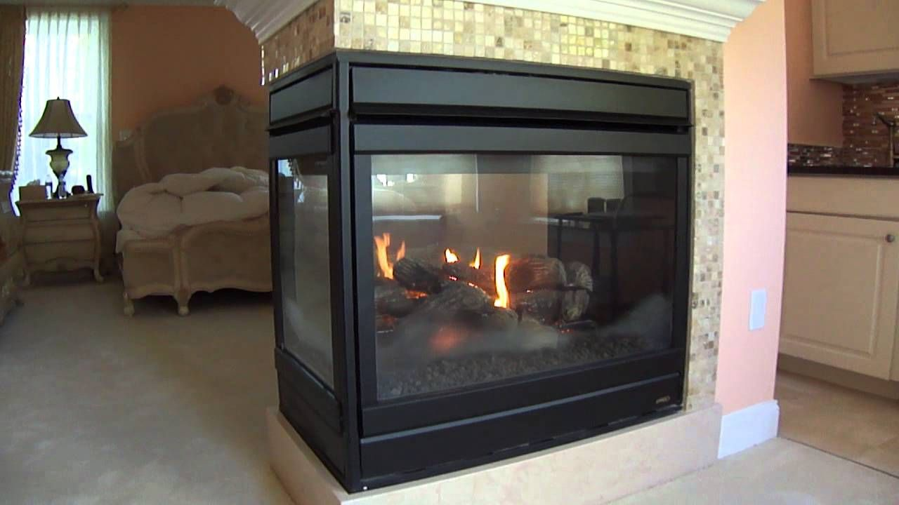 Lennox Hearth Products Three Sided Fireplace Model Edvpf Bedroom Decor Cozy Fireplace Gas Fireplace