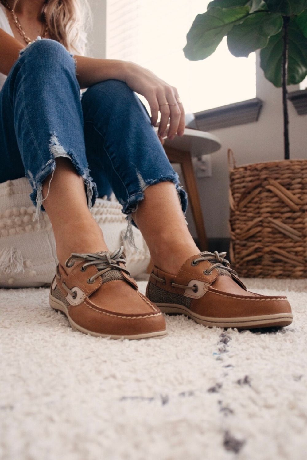 Pin on Sperry Women's Boat Shoes