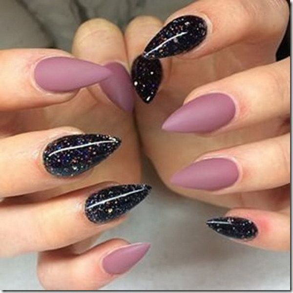 Photo of 35+ Fearless Stiletto Nail Art Designs