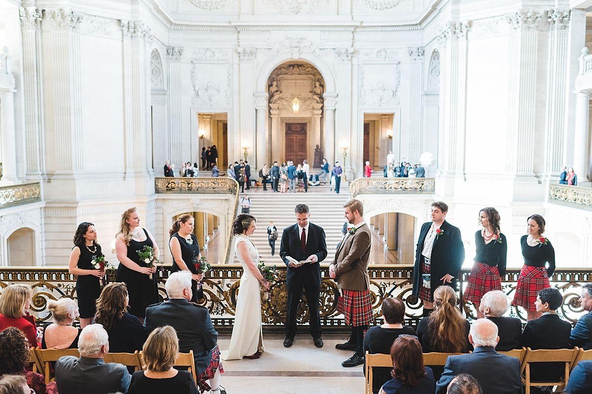 san francisco city hall wedding, san francisco wedding, randy and ashley, rad weddings, san francisco destination wedding photographer