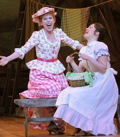 Ado Annie Lyric Opera Oklahoma Disney Musical