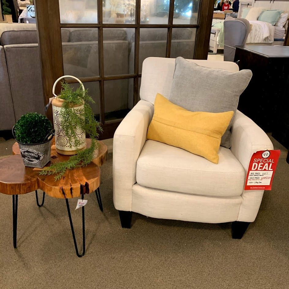 Bright White Show Home Occasional Chair Showhome Sofas Show