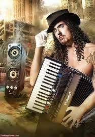 yankovic accordion