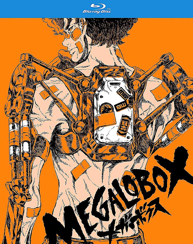 Megalobox Limited Edition Blu Ray Box Set Warner