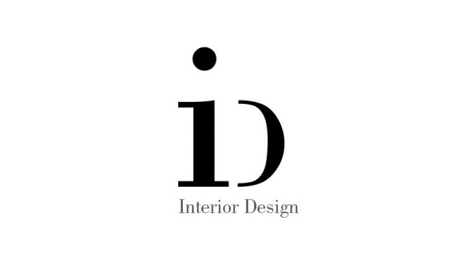 Interior Design Custom Logo Layout