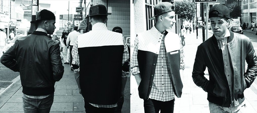 GRUNGY GENTLEMAN X HSTRY Grungy Takes to the Streets of London