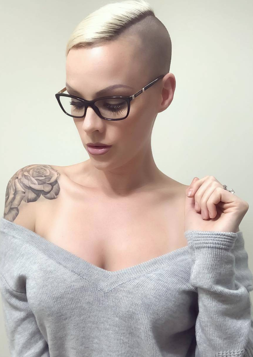 Edgy Pixie Haircuts All Faces Womens Hairstyles Pinterest