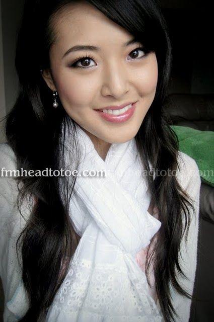 Asian makeup    - I love her videos!