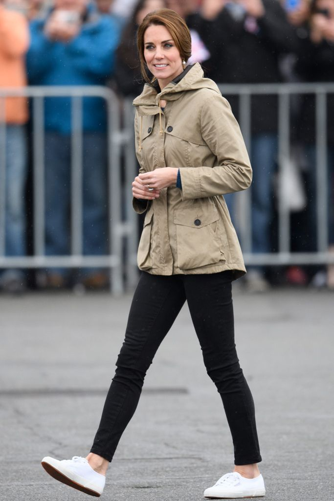 Kate Middleton Helped Double Sales of This Affordable Sneaker  e6f1689165b