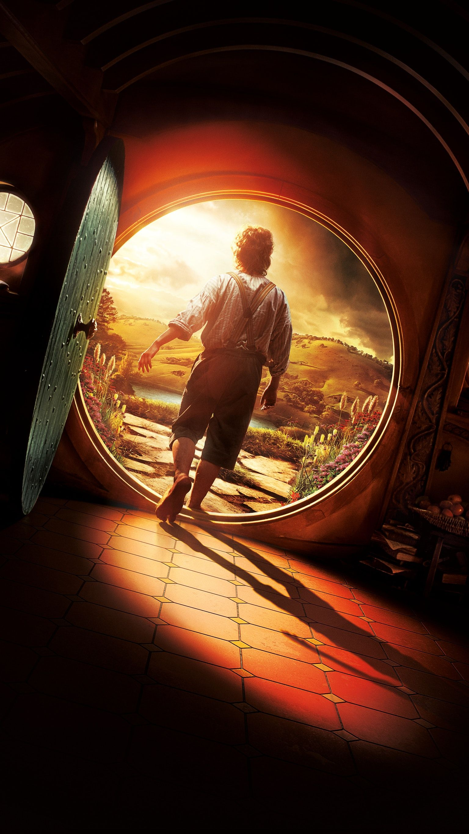 the hobbit: an unexpected journey (2012) phone wallpaper | journey