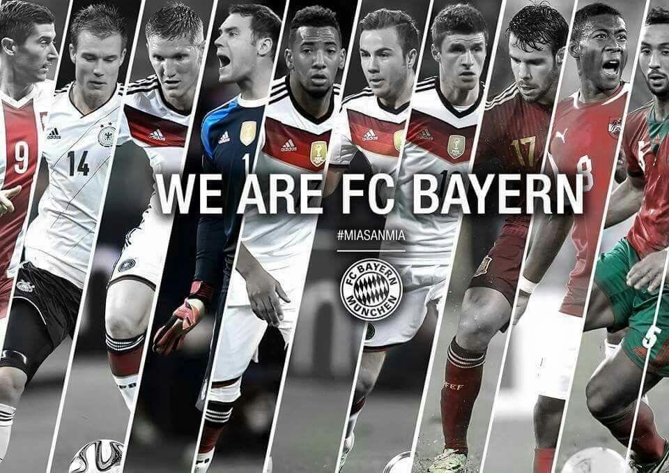 Pin On Bayern Munchen