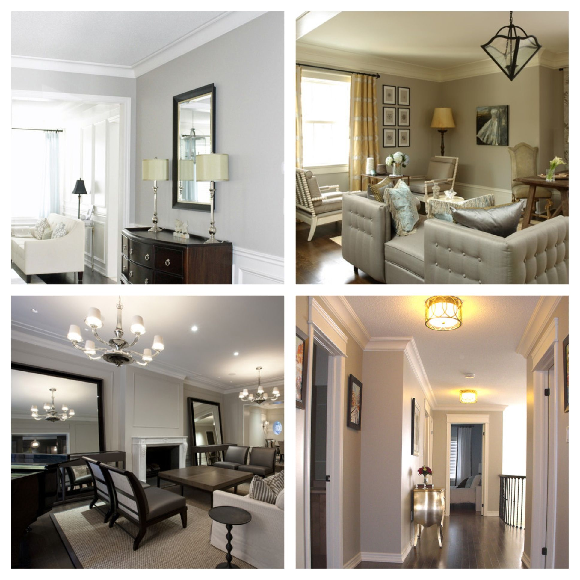 Cool Grey Living Rooms: A Cool Grey Color