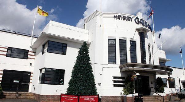 maybury gala casino edinburgh poker