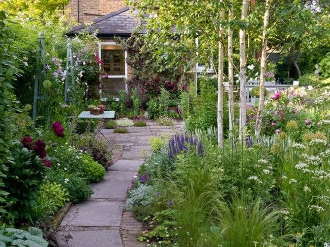 36 stunning small cottage garden ideas for backyard ...
