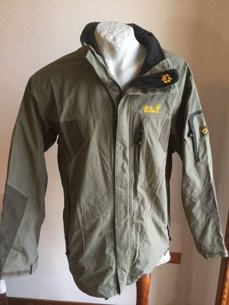 online retailer 93961 01a0b Maglia JACK WOLFSKIN TEXAPORE giacca jacket jacke wind ...