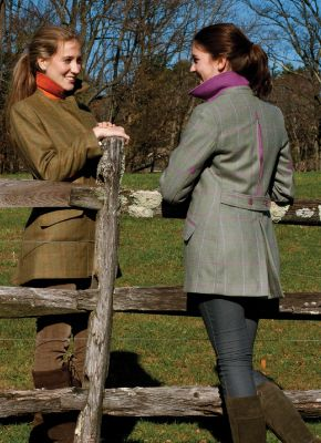 Good Shot Design Tweed Clothing For Women Who Shoot Country Wear British Country Style Country Fashion