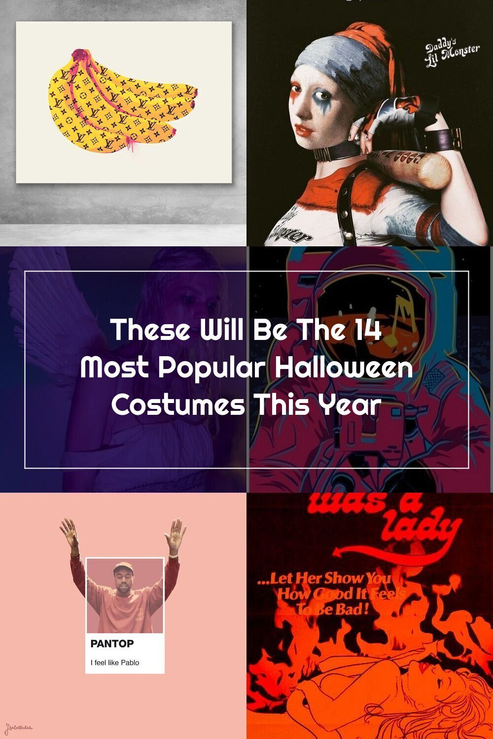 Most popular Halloween costumes of 2019 from pop culture