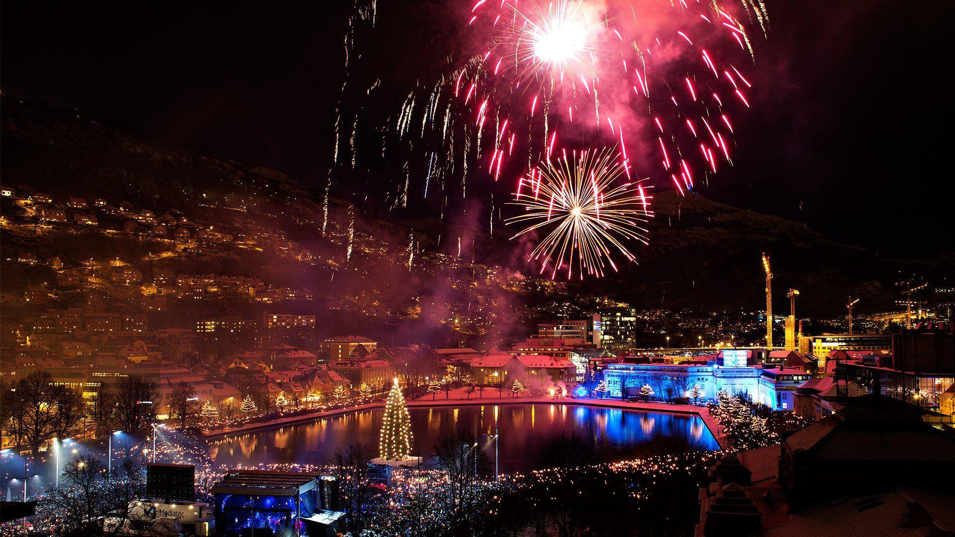 Image result for bergen light festival