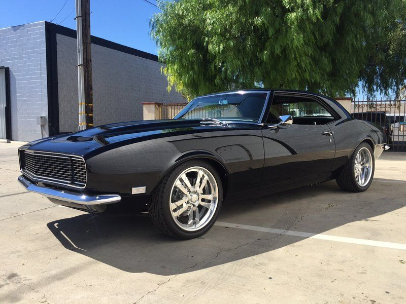 1968 Chevrolet Camaro Rotisserie Restoration for sale - Orange, CA ...
