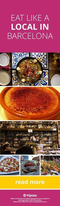 Looking for the best pinxtos, tapas and cocktails in Barcelona? Check out this miniguide for local favorites! #Barcelona #Spain #Tapas