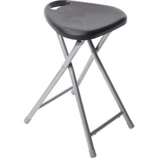 Miraculous Buy Black Folding Single Stool At Argos Co Uk Your Online Onthecornerstone Fun Painted Chair Ideas Images Onthecornerstoneorg