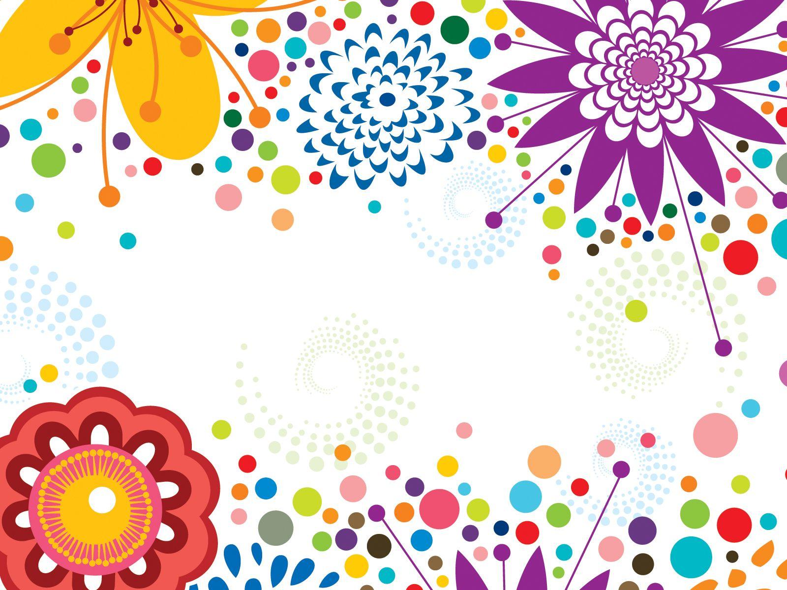 Blue Flower Border Design - ClipArt Best - Cliparts.co   Flower ...