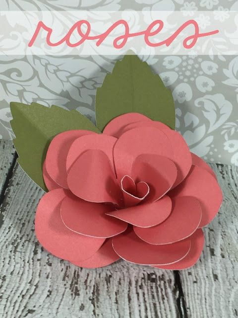 Flower markets easy 3d flowers close to my heart cricut flower markets easy 3d flowers mightylinksfo