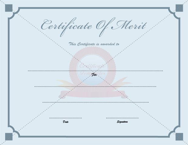 Certificate Templates  Free Printable Certificate Templates