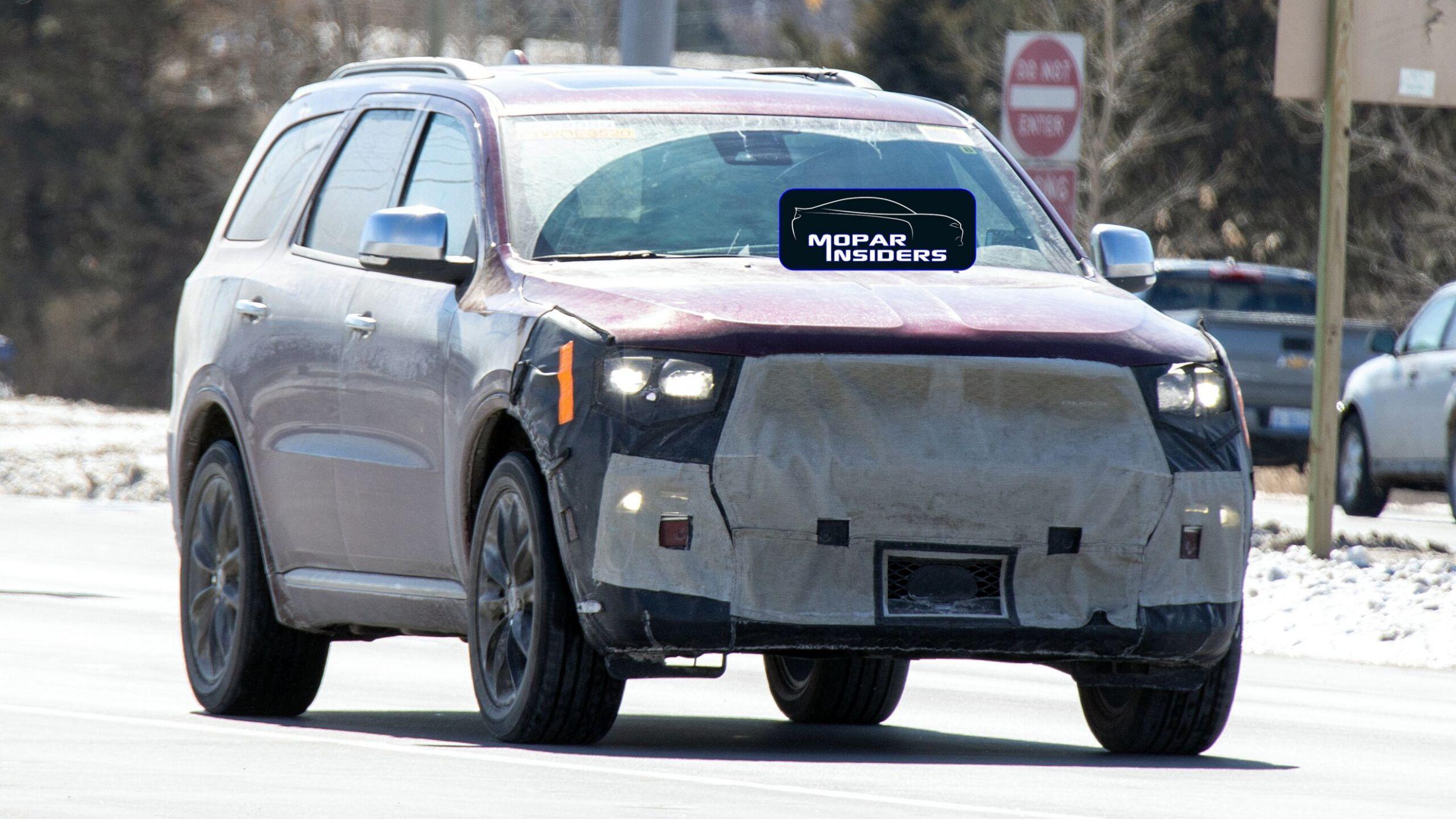 2019 Dodge Durango Prices Reviews Pictures Kelley Blue Book
